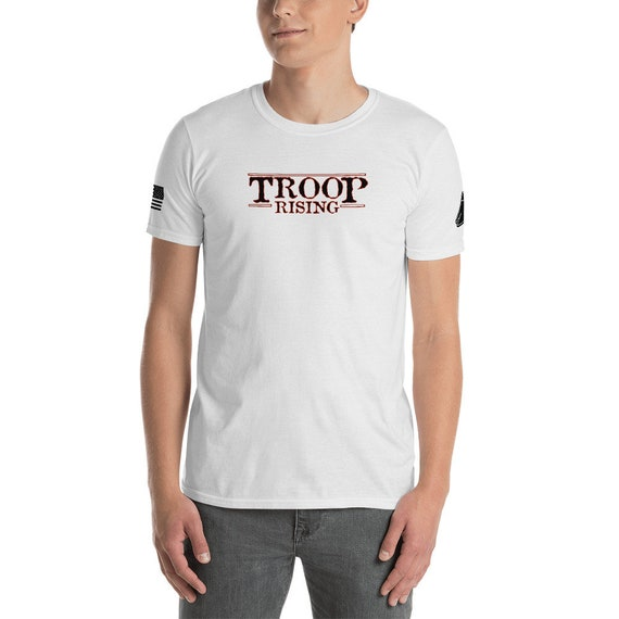 TR Troop Rising TR Things Edition Short-Sleeve Unisex T-Shirt