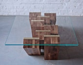 MEGALITH COFFEE TABLE | Dining Table | Modern art | luxury furniture | unique and handmande | movie inspired
