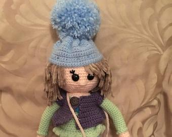 Jasmin the Little Doll
