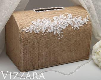 Rustic Wedding Card Box Wedding Rustic Box Wedding Post Box Etsy