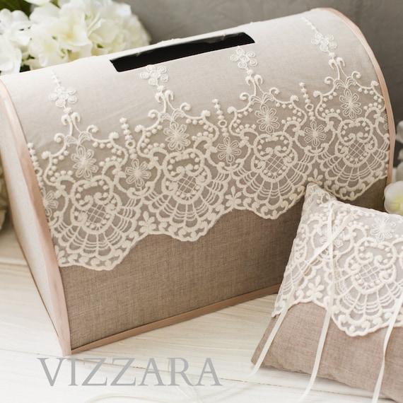 Wedding Envelope Box Rustic Weddings Envelope Box Wedding Etsy