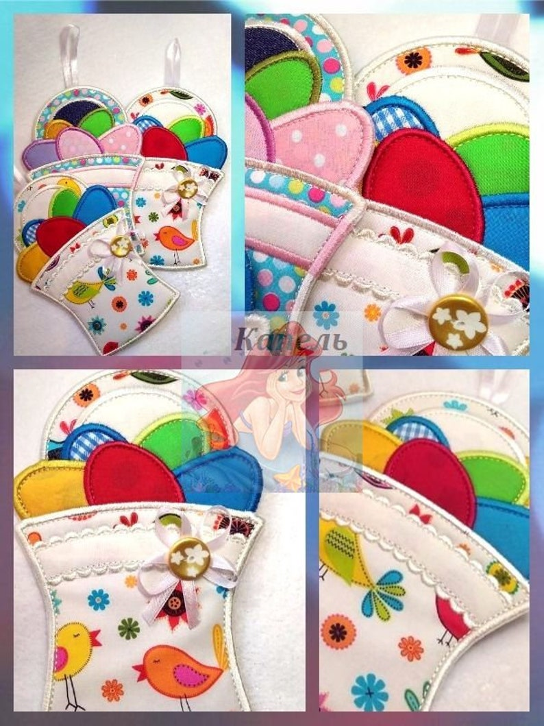 Pot Holders digital embroidery Trivets Cotton Trivets  Hot Pads Trivets kitchen tack with eggs  Embroidery Machine Patterns Design