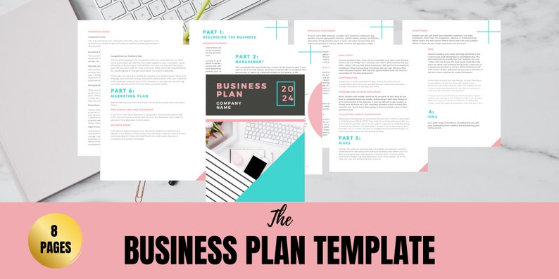 Business Plan Template image 0