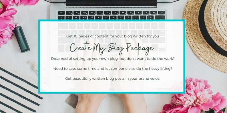 Create My Blog Package Get a fully written blog with 10 image 0