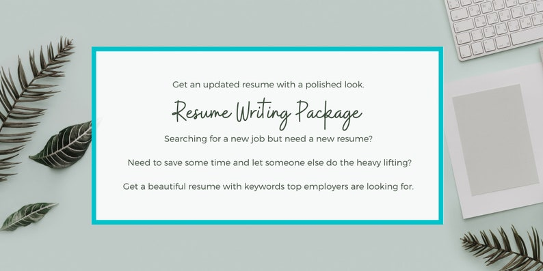 The Resume Writing Package image 0