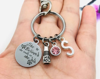 Nail Tech Key chain Nail tech jewelry Nail Tech gift Manicurist jewelry jpresent