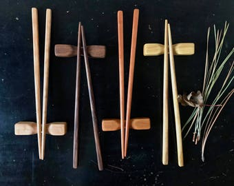 Handmade Japanese-Style Chopsticks