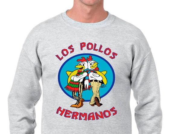 Heisenberg Hoodie Breaking Bad Walter White Jesse Pink Los Pollos Gift Hoody Top
