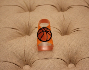 baby shoes, baby boy, boy shoes, baby sandals, basketball, orange, Michael Pedals