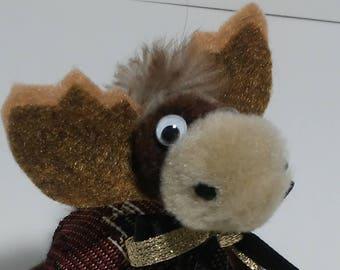 Moose Pin Cushions