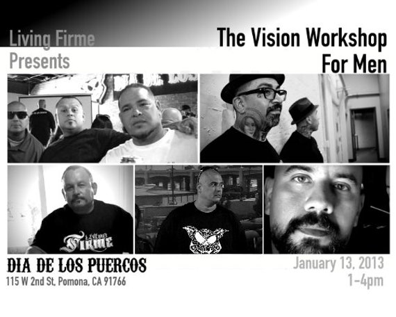 Living Firme Vision Workshop For Men  in Pomona California
