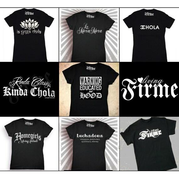 Chola T-shirts