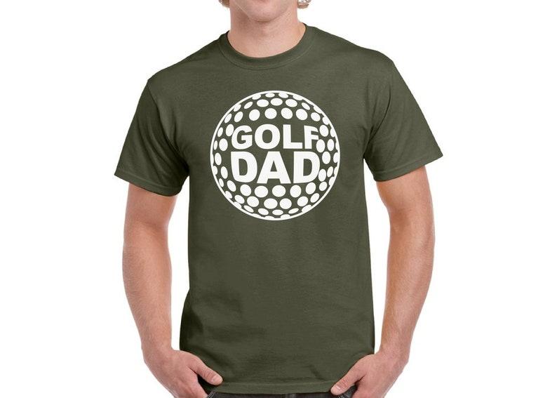 f2542048 Golf Dad Tshirt Golf Shirts for Dad Golfing Dad T Shirt Funny | Etsy