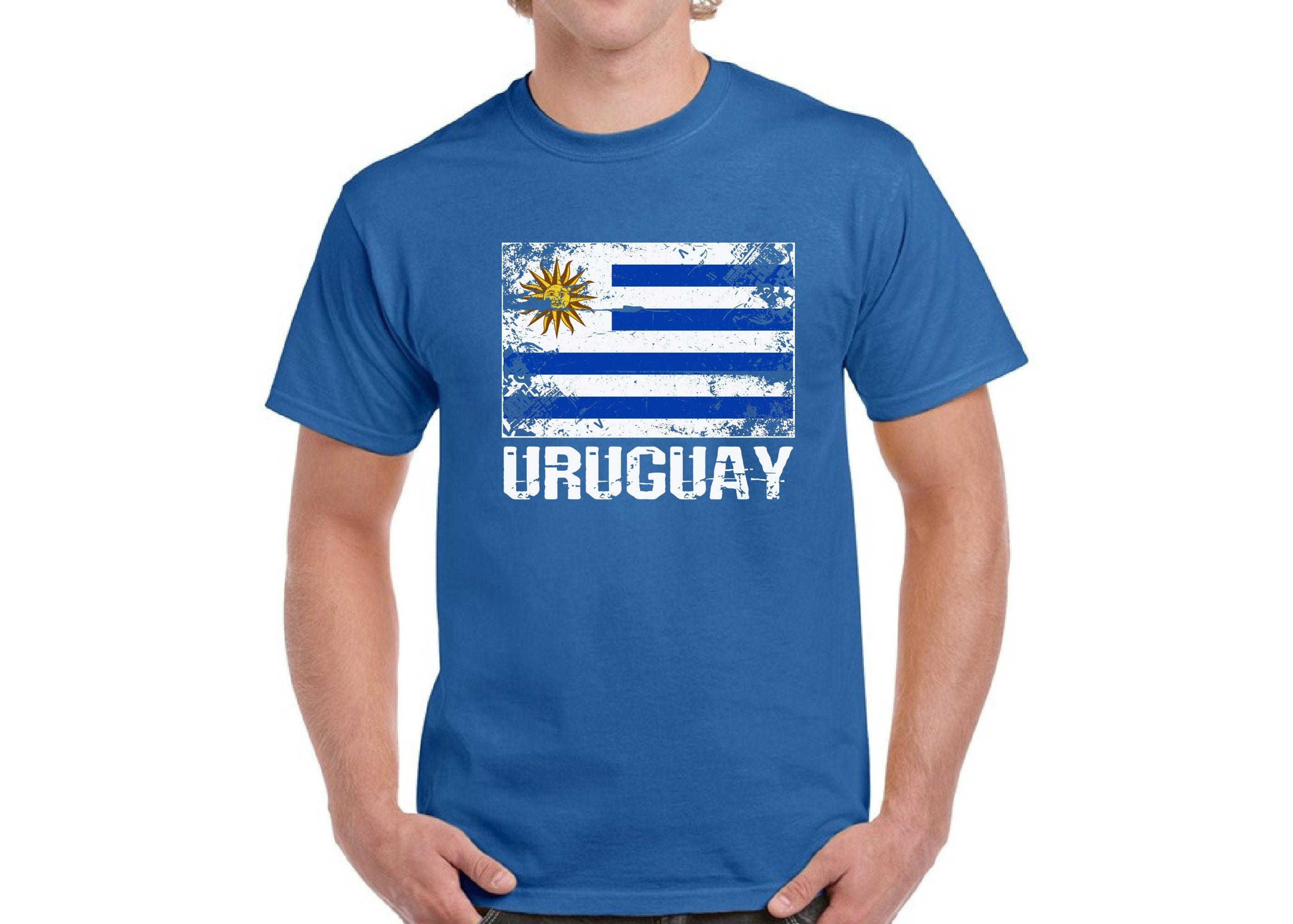 Uruguay Shirt For Men Uruguay Flag Shirt Uruguayan Soccer Shirts Uruguay 2018 T-shirt Gifts From Uruguay Uruguayan Mens Shirt Uruguay Gifts Unisex Tshirt