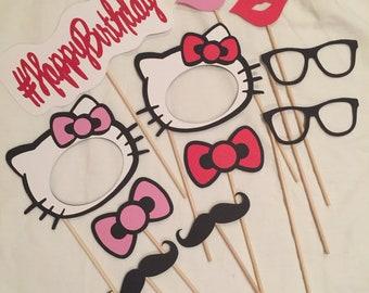 Hello Kitty Party Etsy