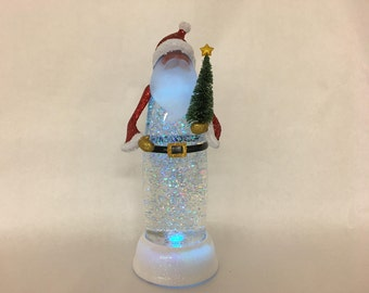 "Holiday Glitter Light by Valerie - 12"" - Battery Operated"