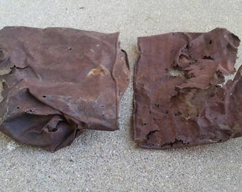 large rusted cans for sculpture, altered art, mixed media, steampunk, assemblage, collage