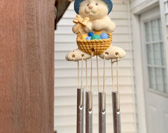 Dolphin Heart Metal Chimes Tigger Gnome Bird SNOWMAN WIND CHIME T-Pot Winter THeme Sea Shell Christmas Holiday Bells Spring