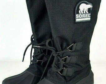 3aaef5fb320b Sorel Snow Boots Mens Size 12 Blizzard Model Heavy Work Weatherproof Boots  NEW NEVER WORN