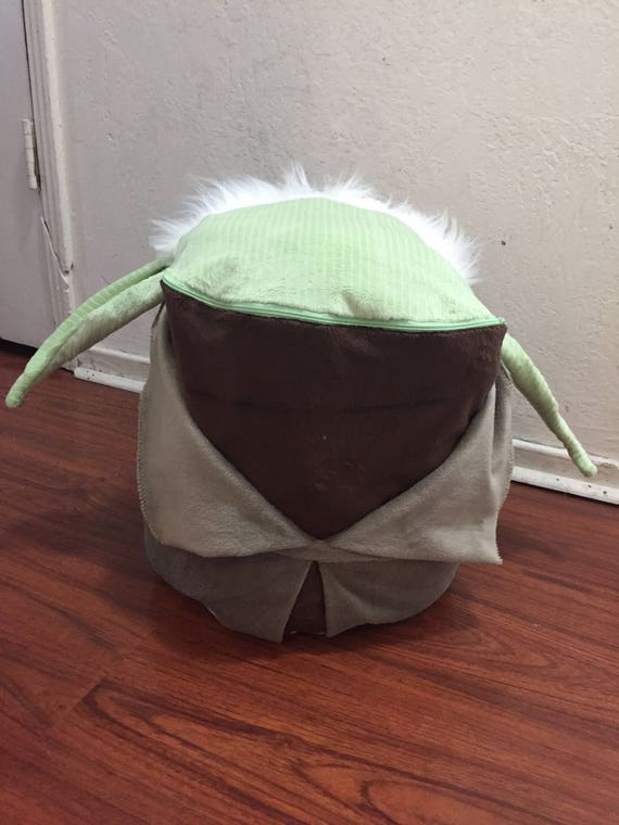 Sensational Yoda Toy Storage Bean Bag Chair Pdpeps Interior Chair Design Pdpepsorg