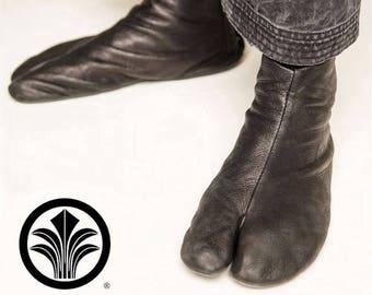 Leather Tabi