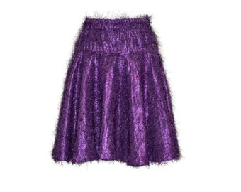 Tinsel Skirt - Women's Size XS