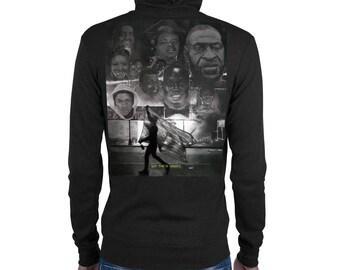 Say Their Names BLM Benefit Unisex zip hoodie