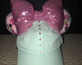 Disney Minnie Mouse Hat