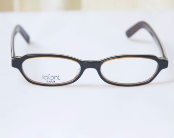 80bd13de9af5 Vintage JEAN LAFONT Eyeglass Frames   Model  Epoque 002   France   Retro  Collectible Rare