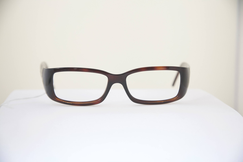 720055d1ef47d Vintage 1990 s FENDI Eyeglass Frames   Italy   Model