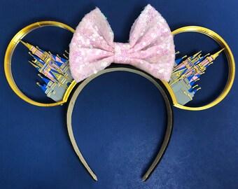 Interchangeable Centerpiece for Mickey Ears Set