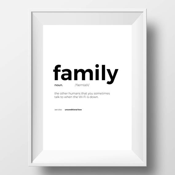 tumblr definitions family - 570×570