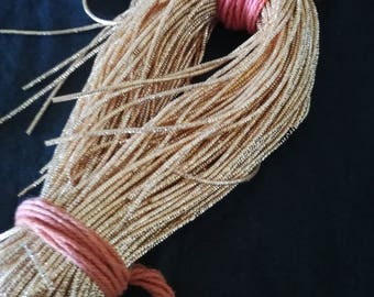 purl curly Golden