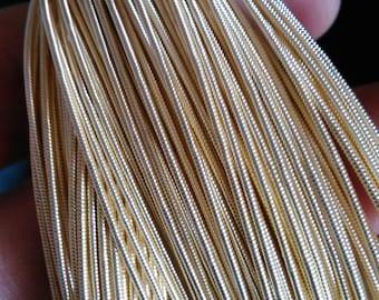 Extra fine matte matte embroidery yarn