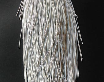 Purl extra fine silver smooth