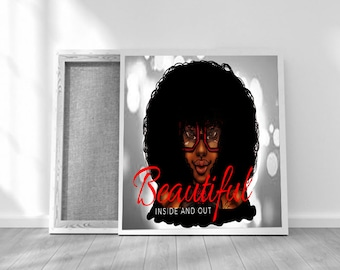 Beautiful Inside and Out, Instant Download