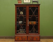 Bevan Funnell Display Gin Cabinet, painted if required