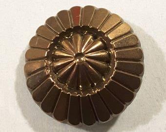 Vintage Czech glass buttons.