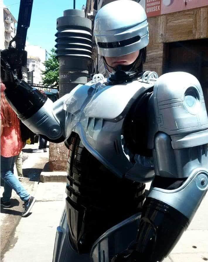 Best RoboCop Costume