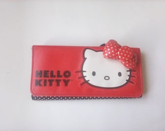 8088def98 vintage hello kitty wallet, hello kitty wallet, vintage wallet, gifts for  her, birthday gifts, hello kitty, wallets, vintage wallets, gifts