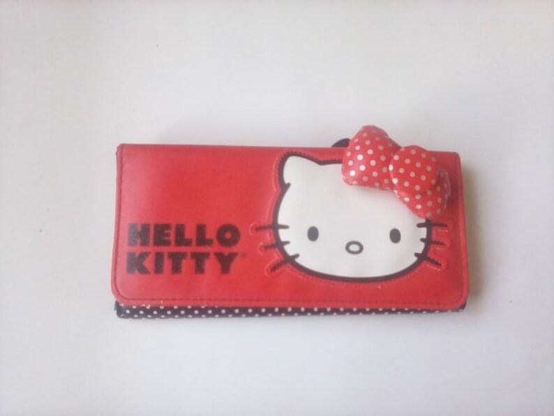 Vintage hello kitty wallet hello kitty wallet vintage  e2638ed9999ea