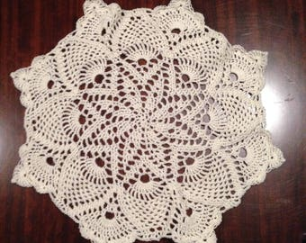 Lacey Doily
