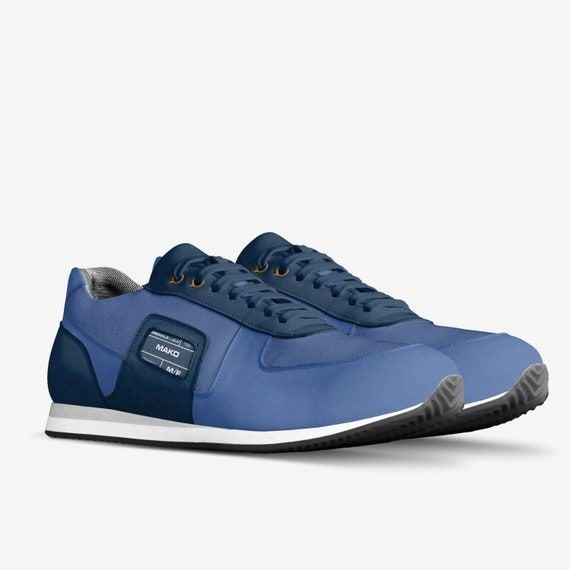 the latest 9f8a3 11a38 Ugo   Vittore Vittore Vittore - Mako Retro Running Sneakers pour hommes  f5d05a