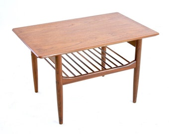 Mid Century Coffee Table By I.B. Kofod Larsen