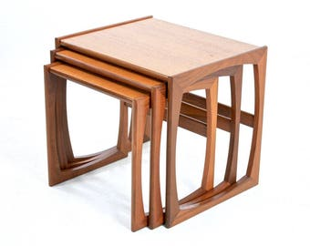 Mid Century Tables Nesting FREE SHIPPING