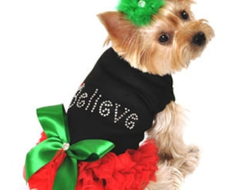 Christmas Dog Dress for Small and Large Breeds af9e1b6a989d