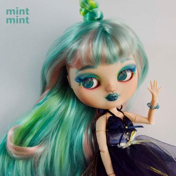 Künstler- & handgemachte Puppen Künstlerpuppen OOAK Peacock Doll