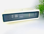Vintage Flip Clock, Interfunk, 70s