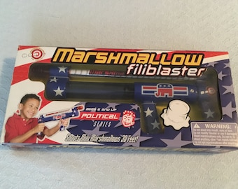 Marshmallow Filiblaster New Sealed Mini Marshmallow Shooting Toy