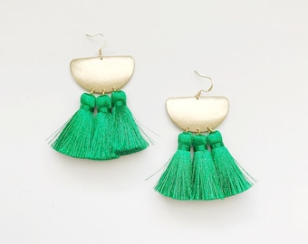 The Whitney Earrings, more colors available
